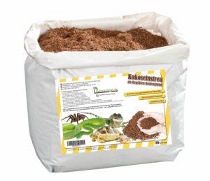 Der Kokosbodengrund hat eine schimmelhemmende Wirkung