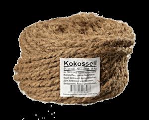 Kokosseil Baumbinder Kokosgarn zu 100% hergestellt aus nachwachsenden Rohstoffen,