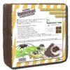Kokoseinstreu Bodengrund - 70 L hygienisches Bodensubtrat für Reptilien